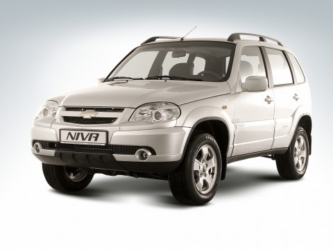 Technical specifications and characteristics for【Chevrolet Niva】