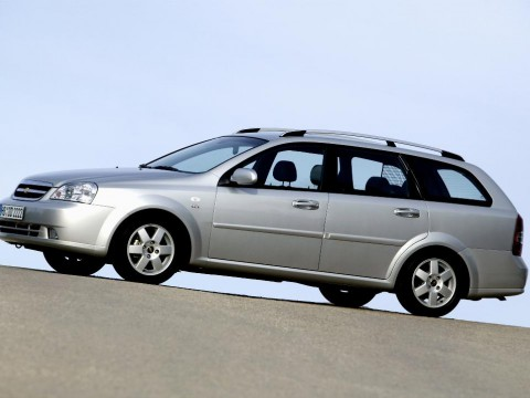 Technical specifications and characteristics for【Chevrolet Nubira Station Wagon】