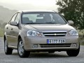 Technical specifications and characteristics for【Chevrolet Nubira】