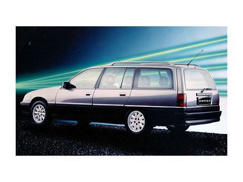 Технические характеристики о Chevrolet Omega Suprema
