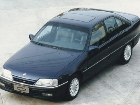 Technical specifications and characteristics for【Chevrolet Omega】