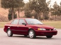Technical specifications of the car and fuel economy of Chevrolet Prizm