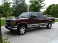 Technical specifications and characteristics for【Chevrolet Silverado I】