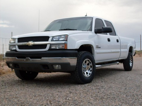 Technical specifications and characteristics for【Chevrolet Silverado II】