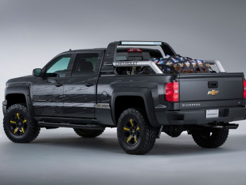 Technical specifications and characteristics for【Chevrolet Silverado III】