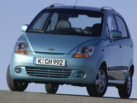 Technical specifications and characteristics for【Chevrolet Spark】