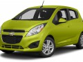 Technical specifications of the car and fuel economy of Chevrolet Spark