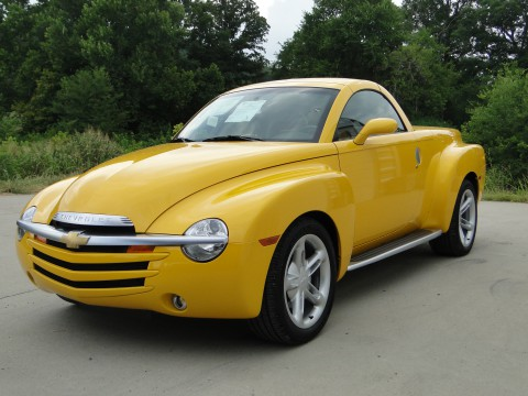 Technical specifications and characteristics for【Chevrolet SSR】
