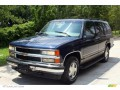 Technical specifications and characteristics for【Chevrolet Tahoe (GMT410)】