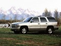 Technical specifications and characteristics for【Chevrolet Tahoe (GMT840)】