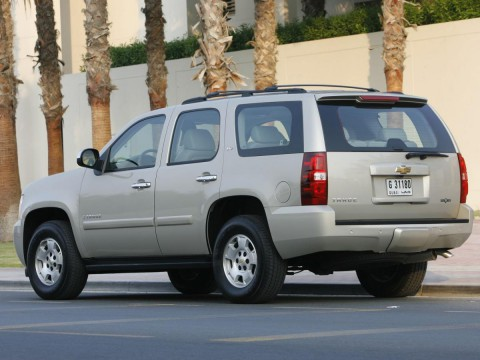 Technical specifications and characteristics for【Chevrolet Tahoe (GMT900)】