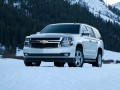 Technical specifications of the car and fuel economy of Chevrolet Tahoe