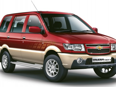 Technical specifications and characteristics for【Chevrolet Tavera】