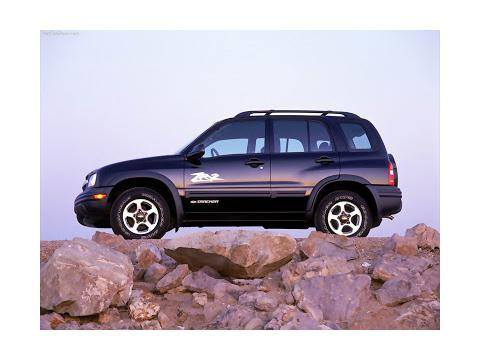 Technical specifications and characteristics for【Chevrolet Tracker】