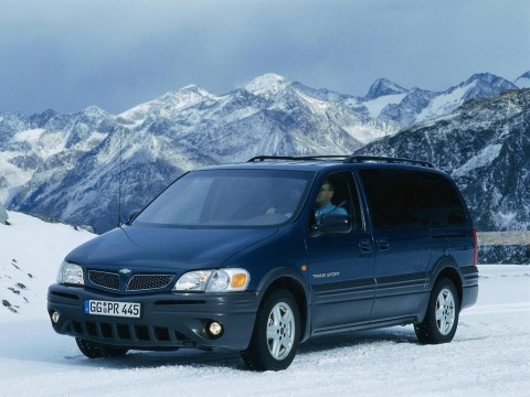 Technical specifications and characteristics for【Chevrolet Trans Sport (U)】
