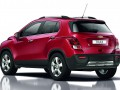 Technical specifications and characteristics for【Chevrolet Trax】