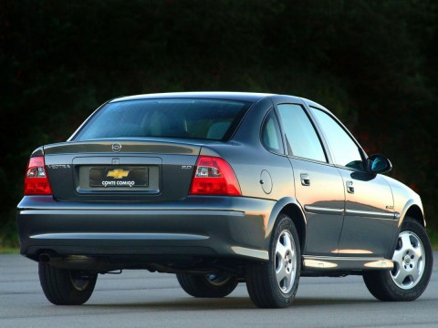 Technical specifications and characteristics for【Chevrolet Vectra (GM2900)】