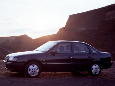 Technical specifications and characteristics for【Chevrolet Vectra】