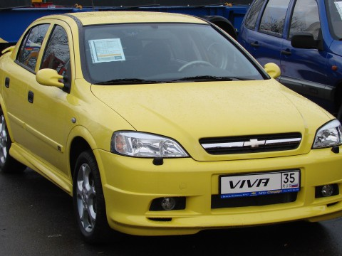 Technical specifications and characteristics for【Chevrolet Viva】