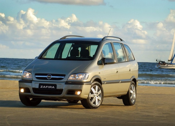 Chevrolet Zafira Zafira 2 0 16v 136 Hp Especificaciones Tecnicas Y Consumo De Combustible Autodata24 Com