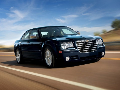 Technical specifications and characteristics for【Chrysler 300C】