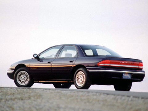 Technical specifications and characteristics for【Chrysler Concorde】
