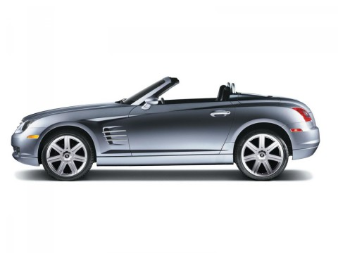 Technical specifications and characteristics for【Chrysler Crossfire Roadster】