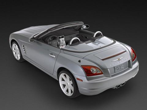 Especificaciones técnicas de Chrysler Crossfire Roadster