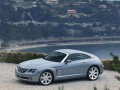 Technical specifications of the car and fuel economy of Chrysler Crossfire