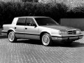 Technical specifications of the car and fuel economy of Chrysler Dynasty