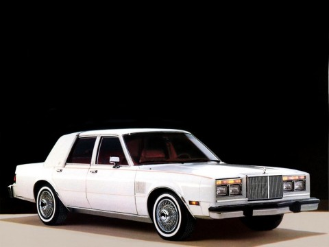 Technical specifications and characteristics for【Chrysler Fifth Avenue I】