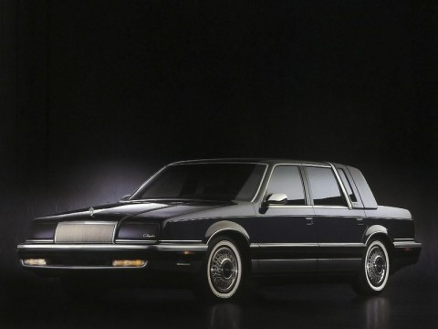 Technical specifications and characteristics for【Chrysler Fifth Avenue II】