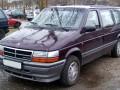 Fiche technique de la voiture et économie de carburant de Chrysler Grand Voyager