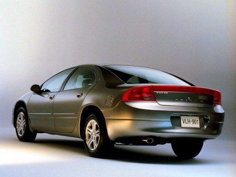 Technical specifications and characteristics for【Chrysler Intrepid】