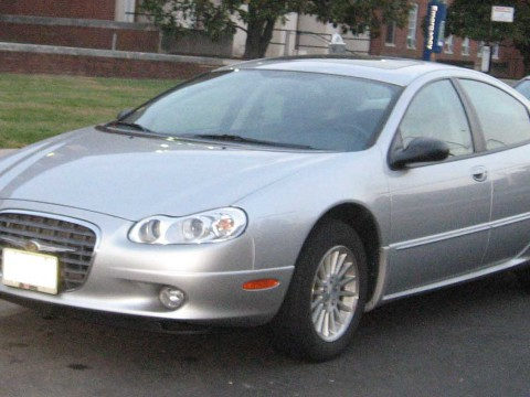 Technical specifications and characteristics for【Chrysler LHS II】