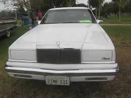 Technical specifications and characteristics for【Chrysler NEW Yorker  Fifth Avenue】
