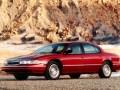 Technical specifications of the car and fuel economy of Chrysler NEW Yorker