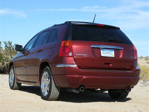 Technical specifications and characteristics for【Chrysler Pacifica】