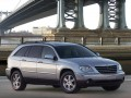 Fiche technique de la voiture et économie de carburant de Chrysler Pacifica