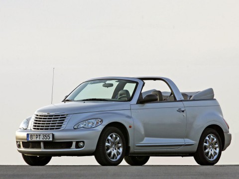 Technical specifications and characteristics for【Chrysler PT Cruiser Cabrio】
