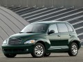 Technical specifications of the car and fuel economy of Chrysler PT Cruiser