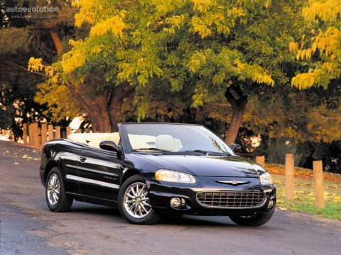 Technical specifications and characteristics for【Chrysler Sebring Convertible II】