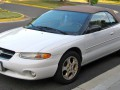 Technical specifications and characteristics for【Chrysler Sebring Convertible】