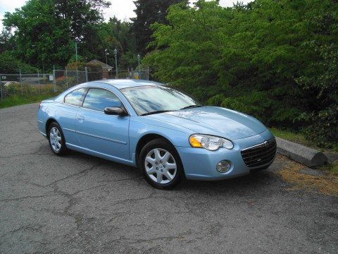 Technical specifications and characteristics for【Chrysler Sebring Coupe II】