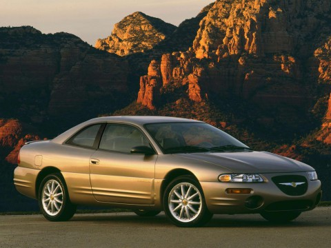 Technical specifications and characteristics for【Chrysler Sebring Coupe】