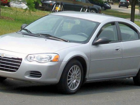 Technical specifications and characteristics for【Chrysler Sebring II】