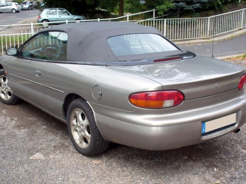 Technical specifications and characteristics for【Chrysler Stratus Cabrio (JX)】
