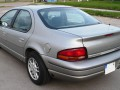 Technical specifications and characteristics for【Chrysler Stratus (JA)】