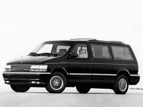 Technical specifications and characteristics for【Chrysler Town & Country II】