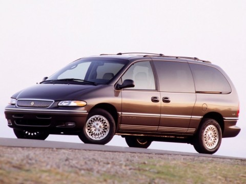 Technical specifications and characteristics for【Chrysler Town & Country III】